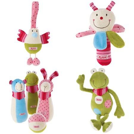 Для новорожденных своими руками игрушки